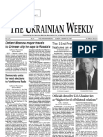 The Ukrainian Weekly 1997-04