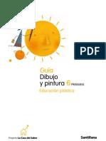 Guia Didactica Plastica-6 Santillana 09-10