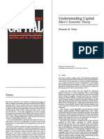 Understanding Capital; Marxs Economic Theory - Duncan Foley