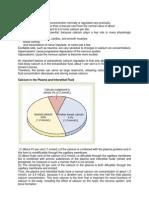 Calcium Overview