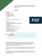 El coeficiente de descarga es un factor adimensional característico de la válvula