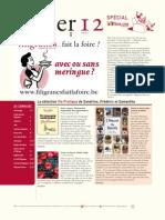 Filiber 12 - FIligranes Fait la Foire 2013 !