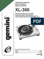 GeminiXL-300