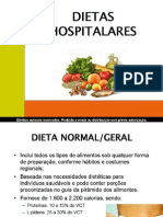 Dietas Hospitalares Slides