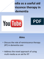 Youtube for Dementia