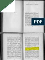 01 Horkheimer - Sobre el concepto de razón