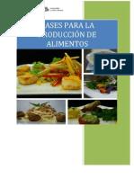 Bases Para La Produccion de Alimentos Lat