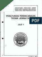 [Cvl]-BMS Bridge Design Code Vol 1