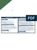 FT-DAS Quick Setup Card
