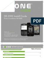 DR-2000 Install Guide5x5