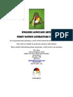 Miss Mags English Language Arts First Nation Literature Units