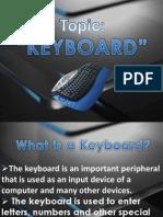 History of Keyboard