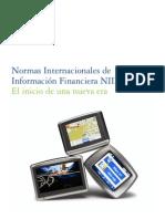 Brochure Servicios NIIF 2010