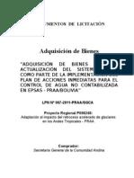 Documentos Licitacion Sistema Scada