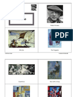 AF-19b Picasso Art Book