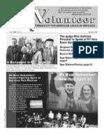 The Volunteer, March 2000