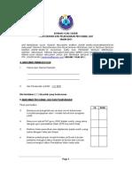 Borang Soal Selidik Program J-qaf 2011 - Copy