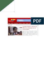 """Programa """"La Hojilla"""" de Mario Silva por VTV 04-Feb-2009"""