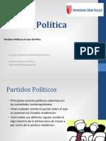 Partidos políticos Perú