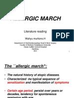 Alergic+March