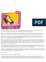 Bellavance, G. (2008) Participation à un article « La star et moi »