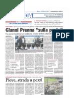 Rassegna Stampa Aggiornato Al 24 Febbraio 2009