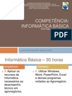 Agro Informática Básica - aula 1