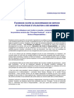Facebook New Governance Rules FR 260209