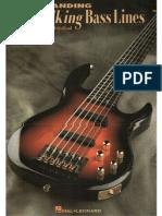 Expanding Walking Bass Lines - Ed Friedland