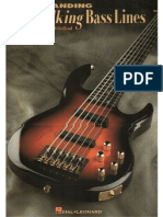 Expanding Walking Bass Lines - Ed Friedland