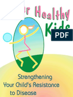 How to Keep Kids Healthy