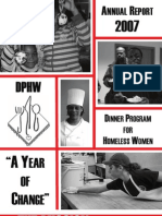 DPHW 2007 Annual Report