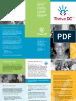 ThriveDC Brochure