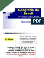 AULA - 03 - Geografia Do Brasil - Clima Do Brasil
