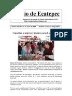 Noticias Del 16 Al 31 de Enero 2009