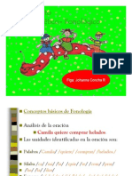 Tratamiento y Evaluacion Fonetico-fonologico