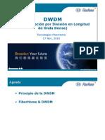 17 11 2010 Dwdm Principles Fiberhome