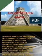 Arquitectura Maya (1)