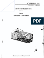 Manual Optimum d180vario
