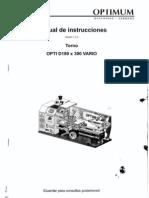 Manual Optimum d180vario