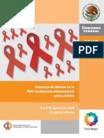 Memorias AIDS2008, Mexico