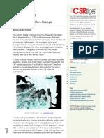 090219_Time to Make CSR More Strategic
