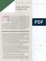 Fisiologia Guyton - 11 Ed - Cap60 - El Sistema Nervioso Autonomo y La Medula Suprarrenal