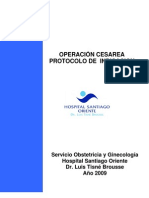 6. Protocolo Indicacion Cesarea 2009 Hlt