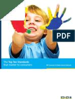 BSI Consumer Brochure TopStandards UK En