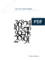 Curso práctico de numerología