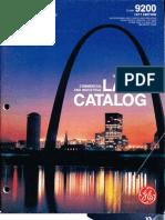 GE 1977 Lamp Catalog