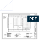 Foundation/floor framing plan and details