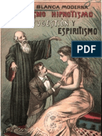 Polinntzieu-Magia Blanca Moderna Magnetismo Hipnotismo Sugestion Espiritismo