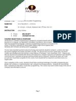 CS01.104 Syllabus Fall 2012A